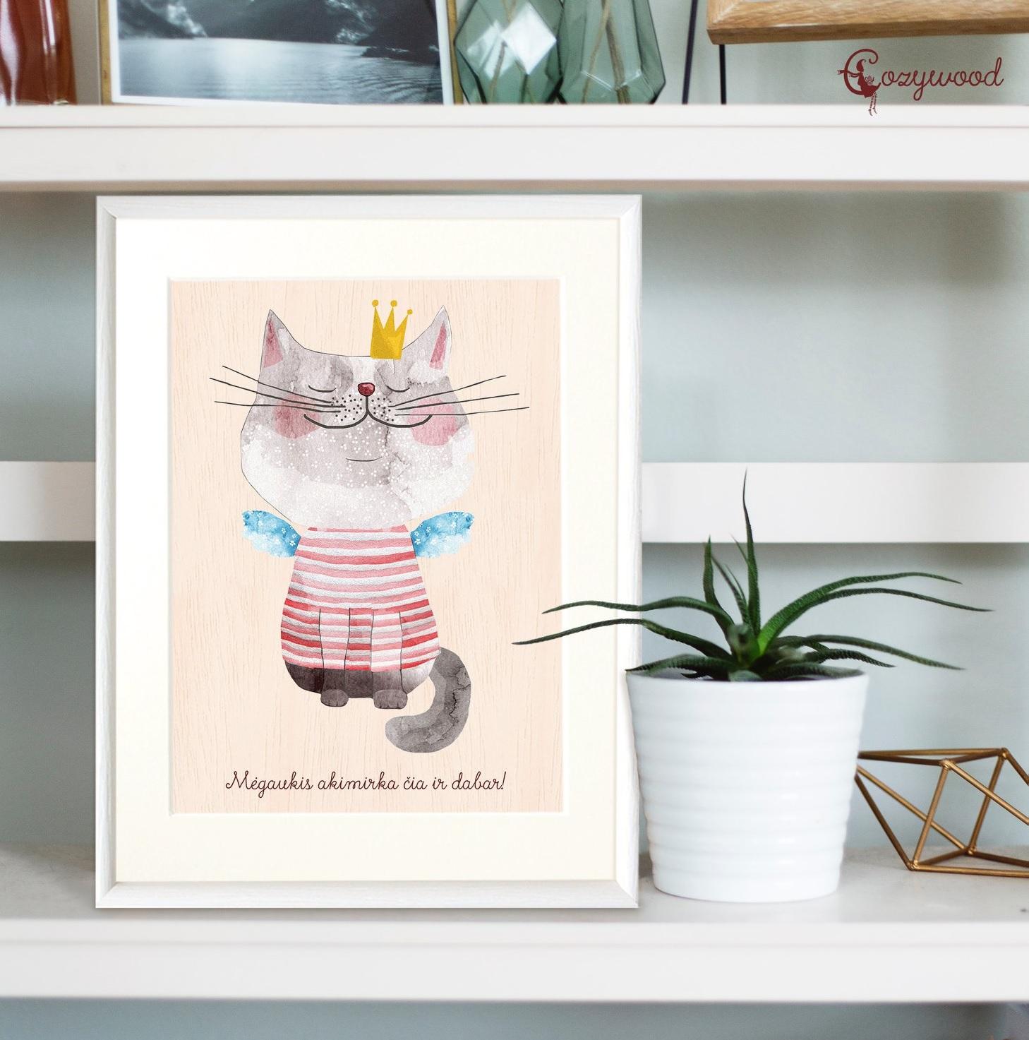 Art Print (木製アートプリント)